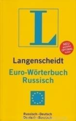 Langenscheidt Euro-Wörterbuch Russisch Neubearbeitung (2011)