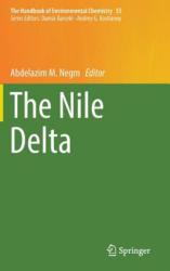 Nile Delta - Abdelazim M. Negm (ISBN: 9783319561226)