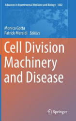 Cell Division Machinery and Disease (ISBN: 9783319571256)