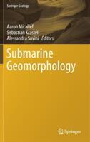 Submarine Geomorphology (ISBN: 9783319578514)