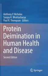 Protein Deimination in Human Health and Disease (ISBN: 9783319582436)