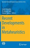 Recent Developments in Metaheuristics (ISBN: 9783319582528)