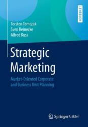 Strategic Marketing (ISBN: 9783658184162)