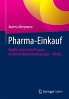 PHARMA EINKAUF (ISBN: 9783662543535)