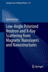 Low-Angle Polarized Neutron and X-Ray Scattering from Magnetic Nanolayers and Nanostructures (ISBN: 9783319632230)