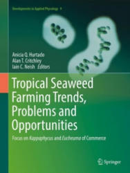 Tropical Seaweed Farming Trends, Problems and Opportunities - Focus on Kappaphycus and Eucheuma of Commerce (ISBN: 9783319634975)