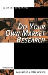 Do Your Own Market Research (2006)