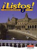 Listos! 1 Pupils Book (2002)