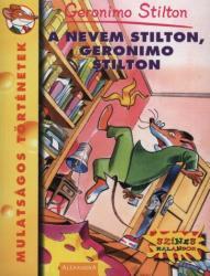 A nevem Stilton, Geronimo Stilton (2006)
