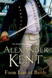 Form Line of Battle - Alexander Kent (2006)