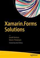 Xamarin. Forms Solutions (ISBN: 9781484241332)