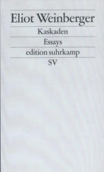 Kaskaden (ISBN: 9783518122952)