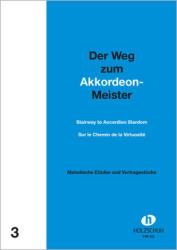 Der Weg zum Akkordeonmeister 3 (ISBN: 9783940069023)