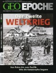 GEO Epoche Der 2. Weltkrieg Teil 1/1939-1942 (ISBN: 9783570199084)