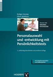 Personalauswahl und -entwicklung mit Persnlichkeitstests (ISBN: 9783801723583)