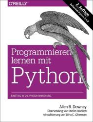 Programmieren lernen mit Python (ISBN: 9783955618063)