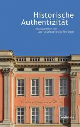 Historische Authentizitt (ISBN: 9783835315297)