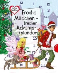 Freche Mdchen - frecher Adventskalender (ISBN: 9783522504355)