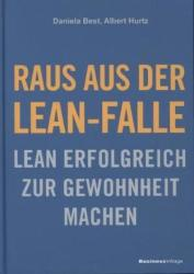 Raus aus der Lean-Falle - Albert Hurtz, Daniela Best (ISBN: 9783869802725)