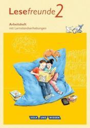 Lesefreunde 2. Schuljahr. Arbeitsheft. stliche Bundeslnder und Berlin Neubearbeitung 2015 (ISBN: 9783060836697)