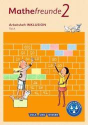 Mathefreunde 2. Schuljahr. Arbeitsheft A und B Inklusion Nord/Sd (ISBN: 9783060837373)