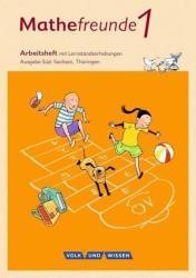 Mathefreunde 1. Schuljahr. Arbeitsheft Sd (ISBN: 9783060837168)