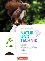 Naturwissenschaften Sekundarstufe I 5. /6. Schuljahr. Schlerbuch Berlin/Brandenburg (ISBN: 9783060100026)