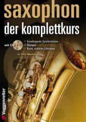Saxophon - Der Komplettkurs (ISBN: 9783802410239)