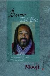 Bevor Ich Bin (ISBN: 9783944027135)