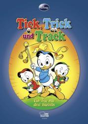 Tick, Trick und Track (ISBN: 9783770438532)