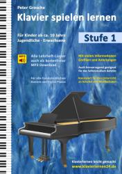 Klavier spielen lernen (ISBN: 9783837085976)
