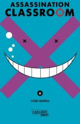 Assassination Classroom 06 (ISBN: 9783551739476)