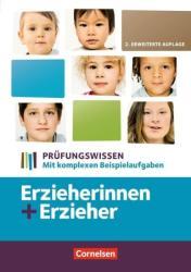 Erzieher: Prfungswissen Erzieherin und Erzieher. Schlerbuch (ISBN: 9783064510951)