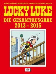 Lucky Luke Gesamtausgabe 2013-2015 (ISBN: 9783770438839)