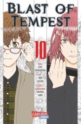 Blast Of Tempest 10 (ISBN: 9783551767264)