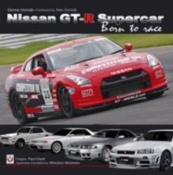 Nissan GT-R Supercar: Born to race - Alex Gorodji (2010)