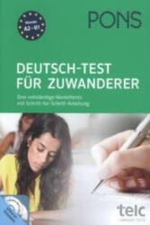 PONS Deutsch-Test fr Zuwanderer (ISBN: 9783125627147)
