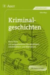 Kriminalgeschichten (ISBN: 9783403073949)