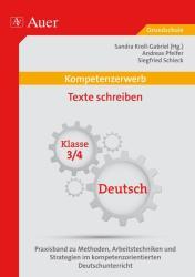 Kompetenzerwerb Texte schreiben 3+4 (ISBN: 9783403072676)