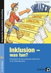 Inklusion - was tun? - Sekundarstufe (ISBN: 9783403234296)