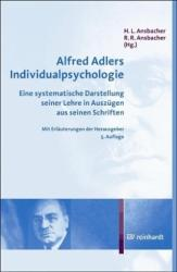Alfred Adlers Individualpsychologie (ISBN: 9783497017331)