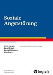 Soziale Angststrung (ISBN: 9783801727192)