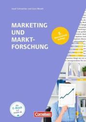 Marketingkompetenz. Marketing und Marktforschung (ISBN: 9783064512177)