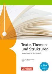 Texte, Themen und Strukturen - Allgemeine Ausgabe. Schlerbuch mit Klausurtraining auf CD-ROM (ISBN: 9783060613571)