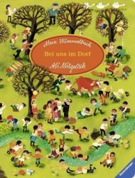 Mein Wimmelbuch: Bei uns im Dorf (ISBN: 9783473435555)