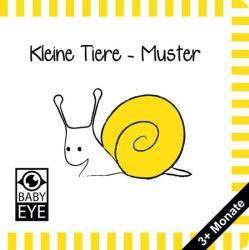Kleine Tiere - Muster (ISBN: 9783000474606)