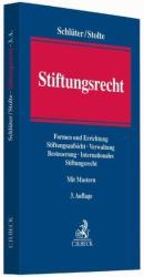 Stiftungsrecht (ISBN: 9783406682520)