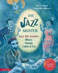 Die Jazzgeister (ISBN: 9783219116755)