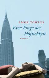 Eine Frage der Hflichkeit (ISBN: 9783548288222)