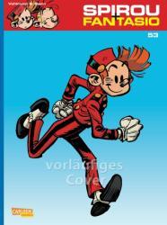 Spirou & Fantasio 53: Der Zorn des Marsupilamis (ISBN: 9783551774637)